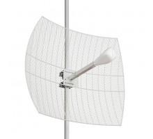 внешняя антенна для 3g модема Параболическая MIMO антенна 24 дБ KNA24-1700/2700