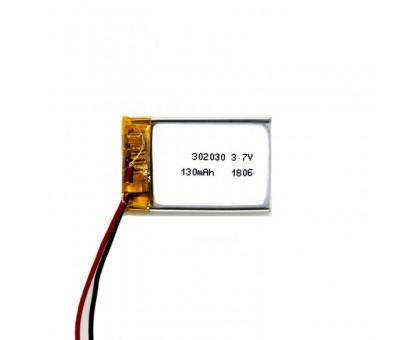 Аккумулятор 302030 Li-Pol 130mAh 3.7V