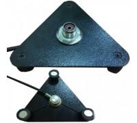 Треугольное магнитное основание для антенны MOUNT AXXI-1 PL