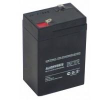 Аккумулятор 6В 4,5 А/ч FB 4,5-6 Alarm Force