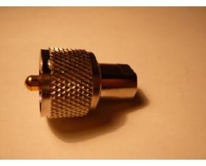 переходник FME male - UHF male