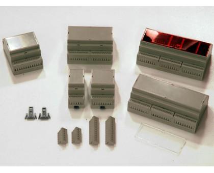 D12MG - пластиковый корпус на ДИН рейку Gainta