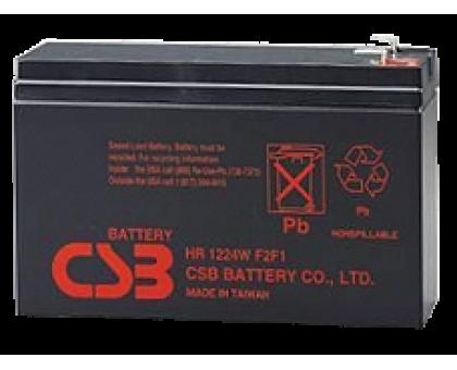 Аккумулятор 12В 9А/ч HR 1234W F2 CSB