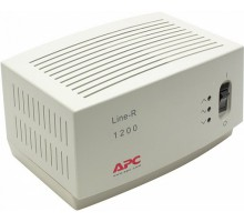 Стабилизатор АPC Line-R < LE1200I > (5.2 A, вх.160 ~ 290V, вых. 220 / 230 / 240V±10%, 4 розетки IEC