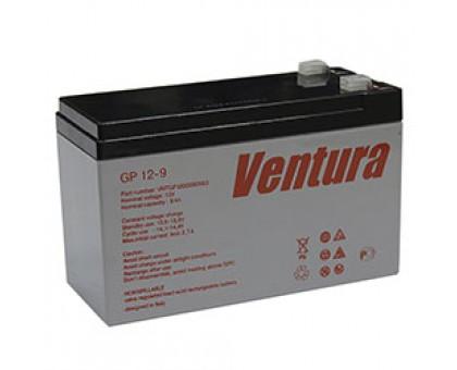 Аккумулятор 12В 9 А/ч GP Ventura