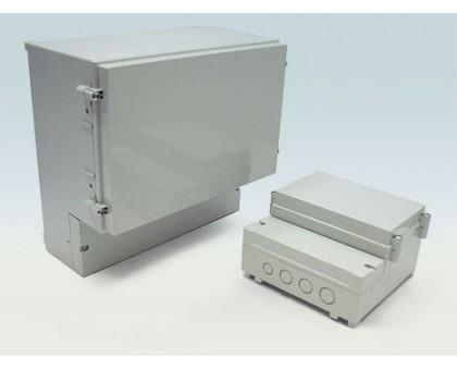 DC007LGNO - герметичный двухсекционный корпус Gainta