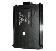 Аккумулятор 3,7В 1300мА/ч Vector BP-47 Sport