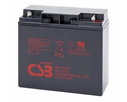 Аккумулятор 12В 17 А/ч GP 12170 B3 CSB