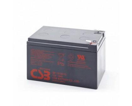 Аккумулятор 12В 12 А/ч GP 12120 F1 CSB