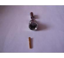 разъем mini uhf male обжимной rg58