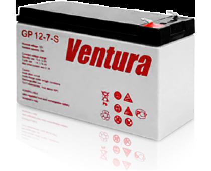 Аккумулятор 12В 7 А/ч GP Ventura