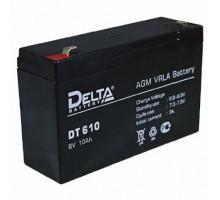 Аккумулятор 6В 10 А/ч Delta DT 610