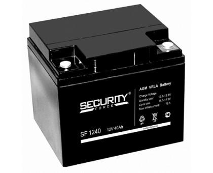 Аккумулятор 12В 40 А/ч Security Force