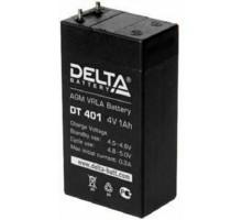 Аккумулятор 4В 1 А/ч Delta DT 401