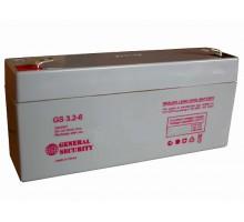 Аккумулятор 6В 3,2 А/ч GS General Security