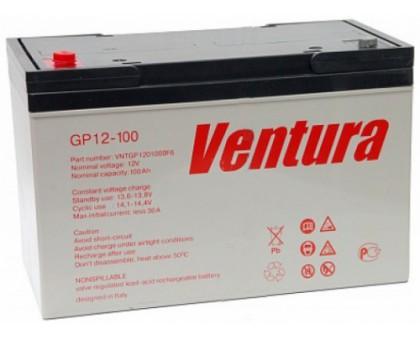Аккумулятор 12В 100 А/ч GP Ventura