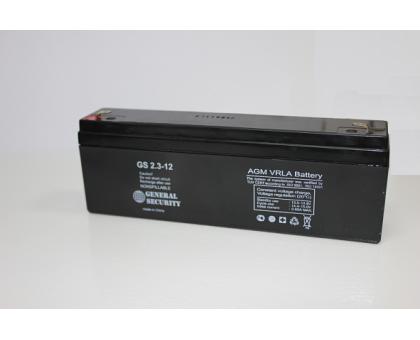 Аккумулятор 12В 2,3 А/ч FB Alarm Force