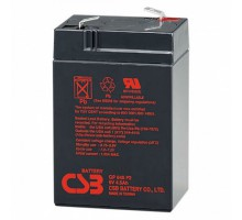 Аккумулятор 6В 4,5 А/ч GP 645 CSB