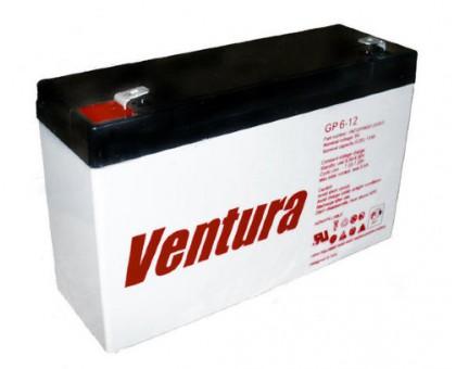 Аккумулятор 6В 12А/ч GP-S Ventura