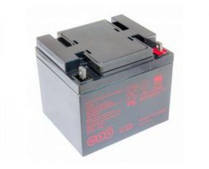 Аккумулятор 12В 50 А/ч GP 12500 KL WBR