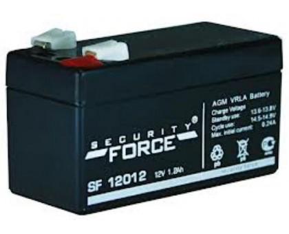 Аккумулятор 12В 1,2 А/ч Security Force