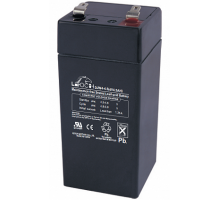Аккумулятор 4В 4,5 А/ч DJW LEOCH 4-4.5