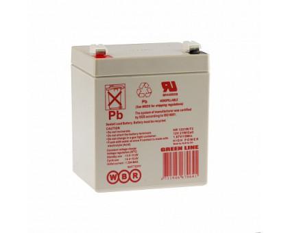 Аккумулятор 12В 5 А/ч HR 1221 W F2 WBR