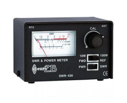 КСВ-метр EURO CB SWR-430