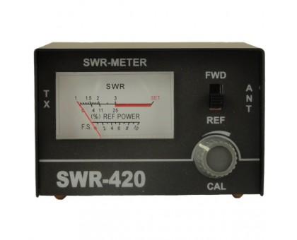 КСВ-метр EURO CB SWR-420