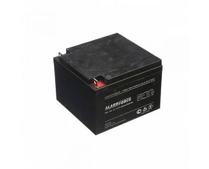 Аккумулятор 12В 26 А/ч FB Alarm Force