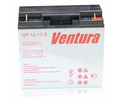 Аккумулятор 12В 17 А/ч GP-S Ventura