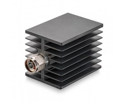 Согласованная нагрузка N(male), 50 Ом, до 6 ГГц, до 50 Вт