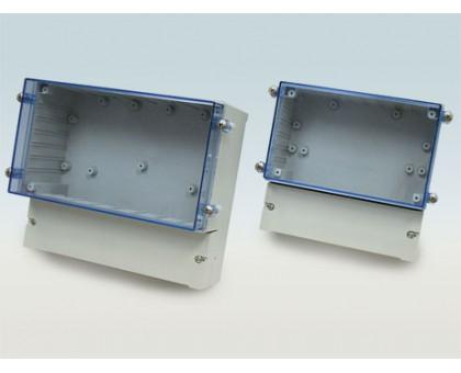 DC001CBUNO - герметичный корпус с прозрачной крышкой Gainta